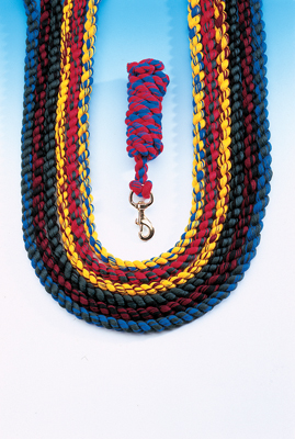 Hy Multi Coloured Lead Rope