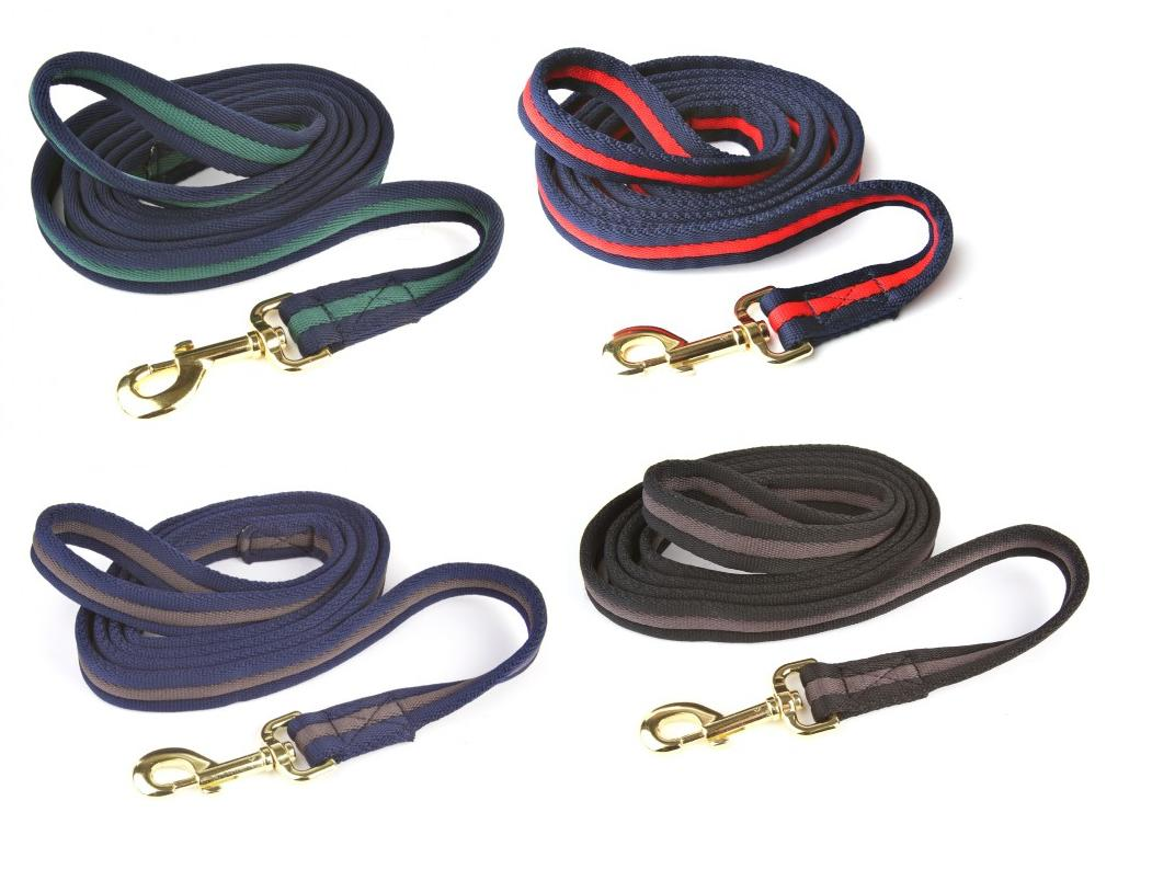 Hy Soft Webbing Lead Rein without Chain