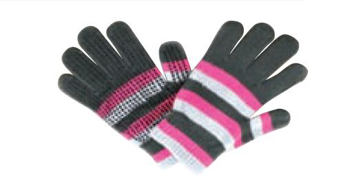 Hy5 Magic Striped Gloves