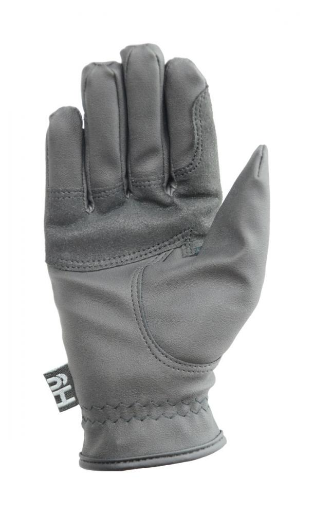 Hy5 Synthetic Leather Riding Gloves
