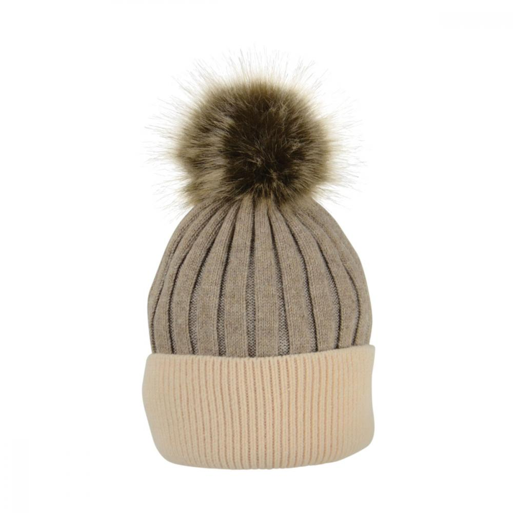 421f7f7c1cf HyFASHION Luxembourg Luxury Bobble Hat