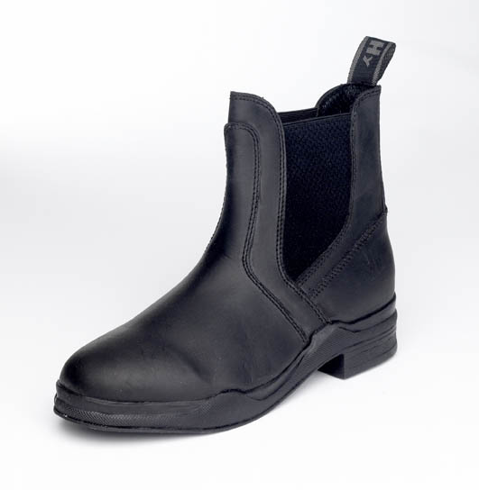 HyFOOTWEAR Wax Leather Jodhpur Boot