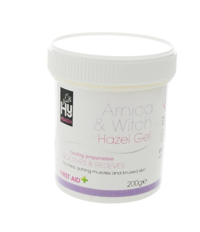 HyHEALTH Arnica and Witch Hazel Gel