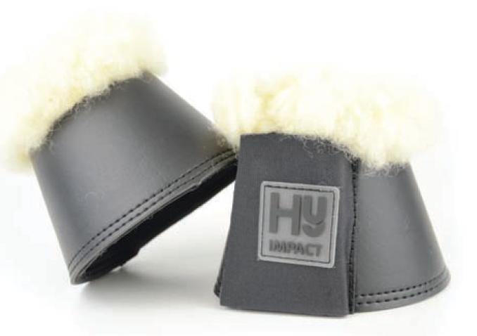 HyIMPACT Lambskin Leather Over Reach Boots