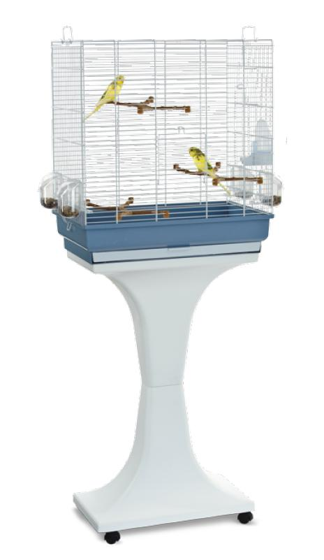 camilla bird cage and stand for canaries budgies finches small birds. Black Bedroom Furniture Sets. Home Design Ideas