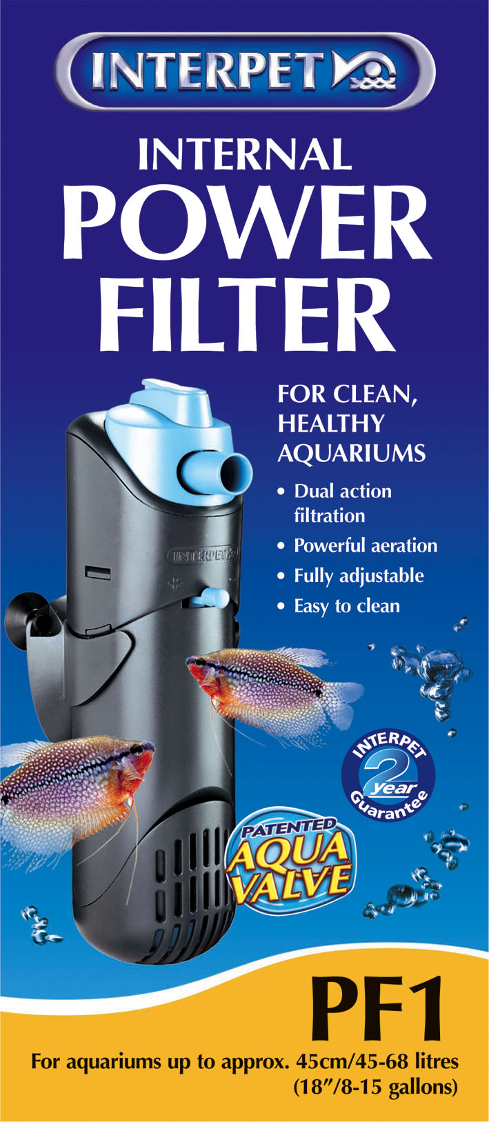 Interpet Aquarium Power Filters