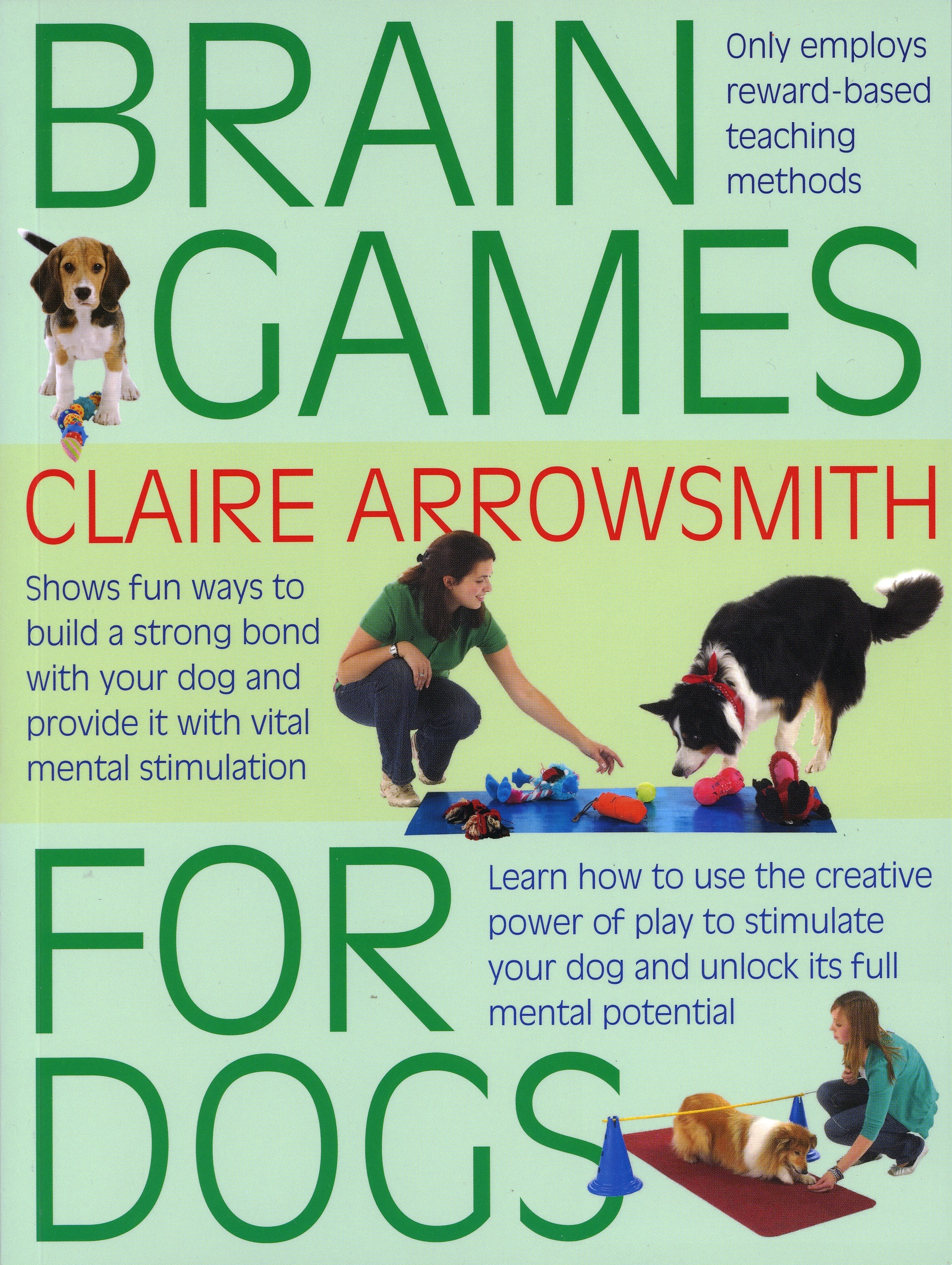 Interpet Brain Games for Dogs Book