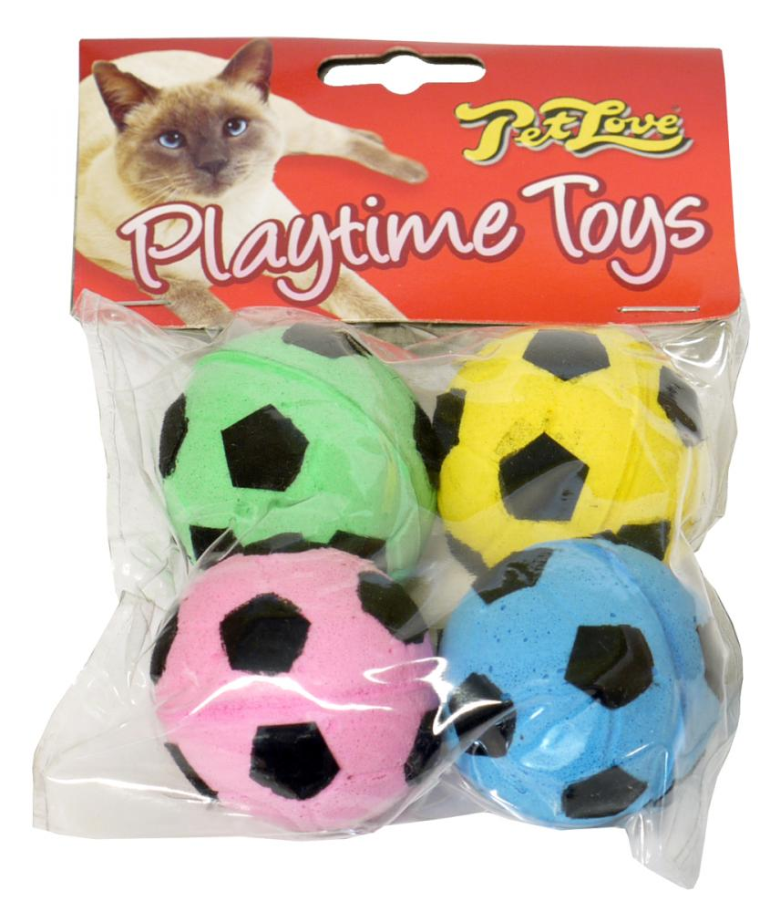 Cat Toys Balls : Interpet 🐱 cat toy balls