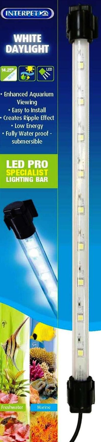 Interpet Pro Specialist LED White Daylight Lighting Bar