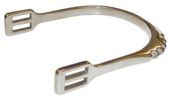 JHL Comb Edge Jumping Spurs