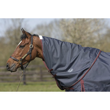 JHL Turnout Rug Lightweight Plus Neck Cover