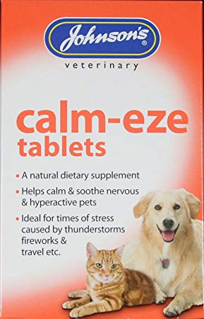 Johnson's Veterinary Calm-Eze Tablets