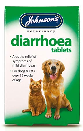 Johnson's Veterinary Diarrhoea Tablets