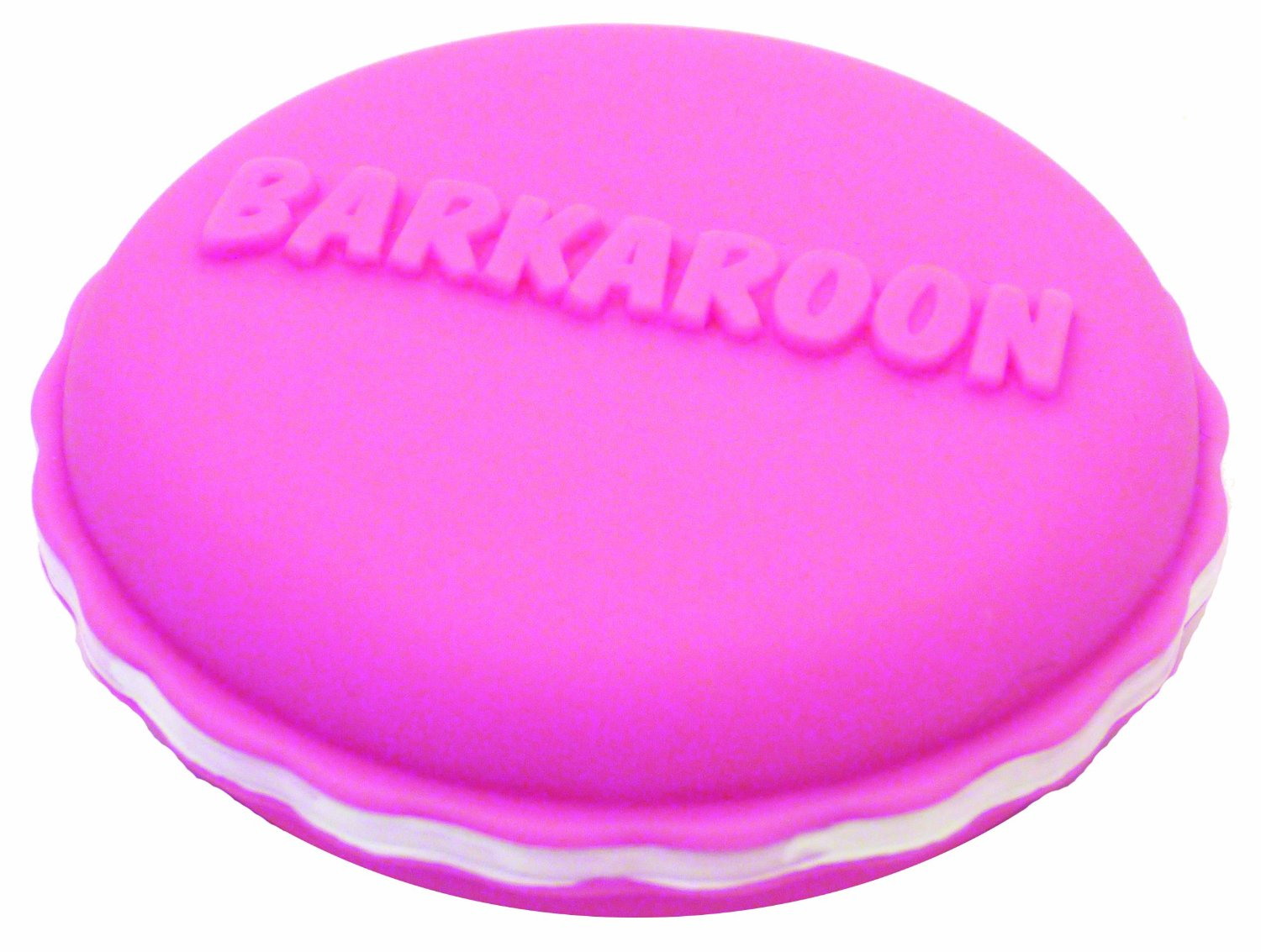 Jolly Doggy Barkaroon Biscuit Dog Toy