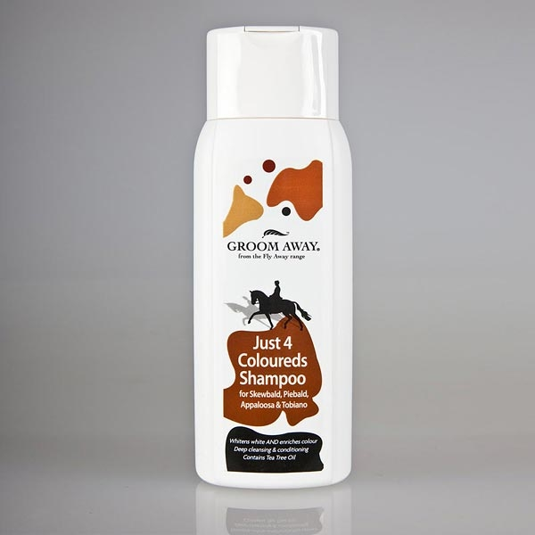 Groom Away Just For Coloureds Horse Shampoo
