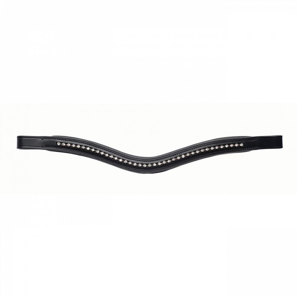 Kincade Curved Diamante Browband