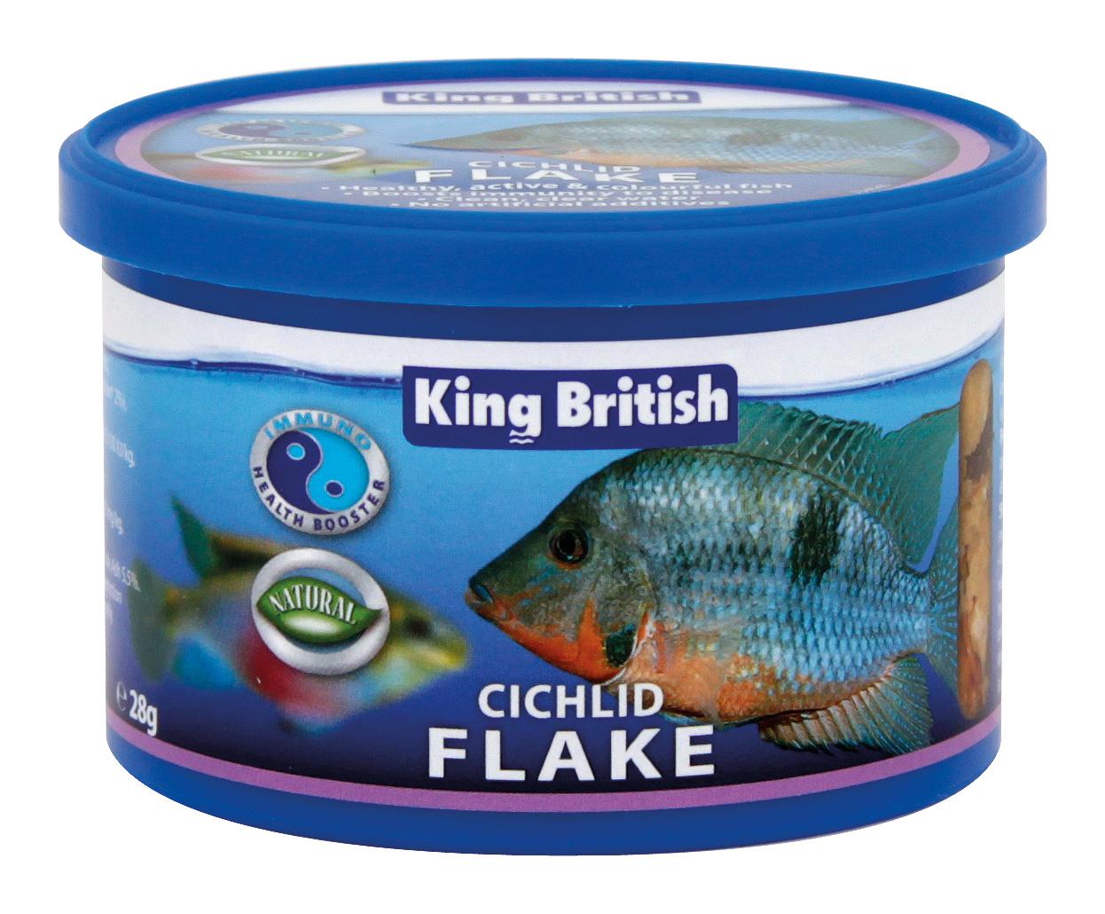 Best Cichlid Food Uk