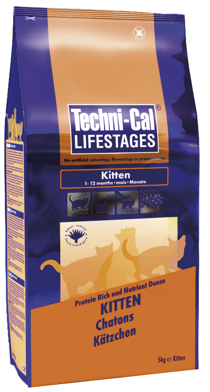 Techni-Cal Lifestages Kitten Food