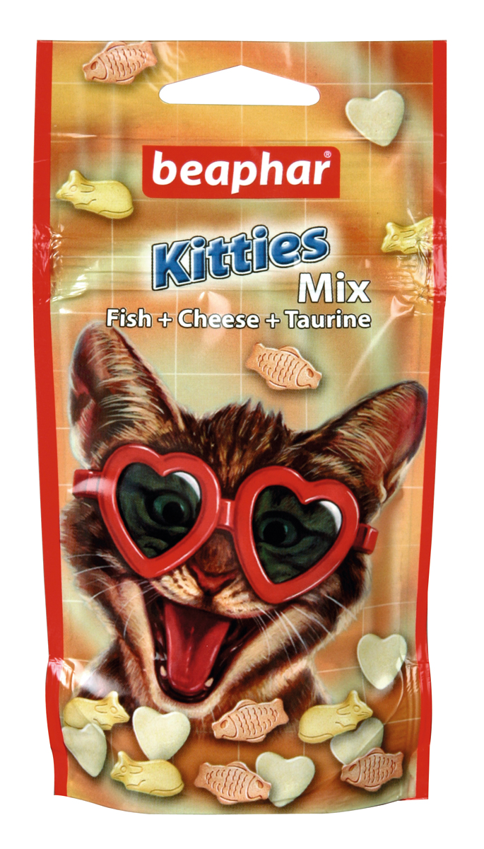 Beaphar Kitties Mix Cat Treats