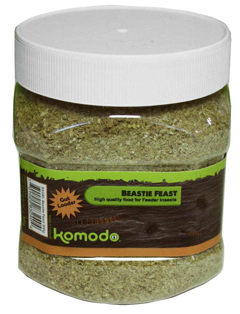 Komodo Beastie Feast Feeder Insect Food