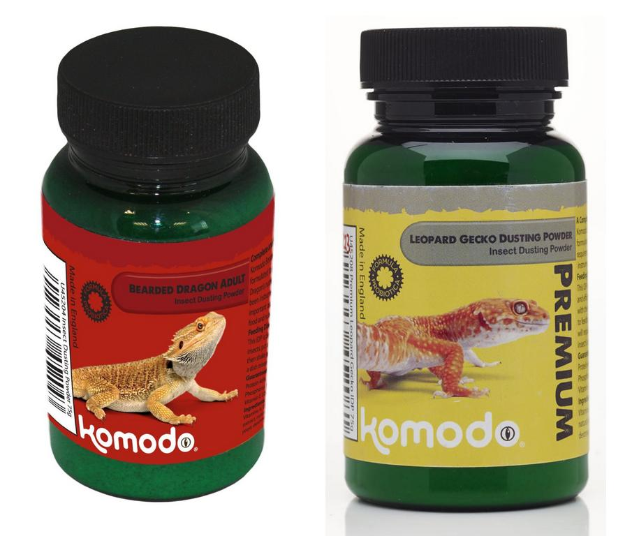 Komodo Reptile Dusting Powder