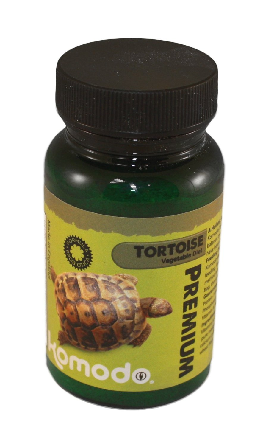 Komodo Premium Tortoise Vegetable Diet