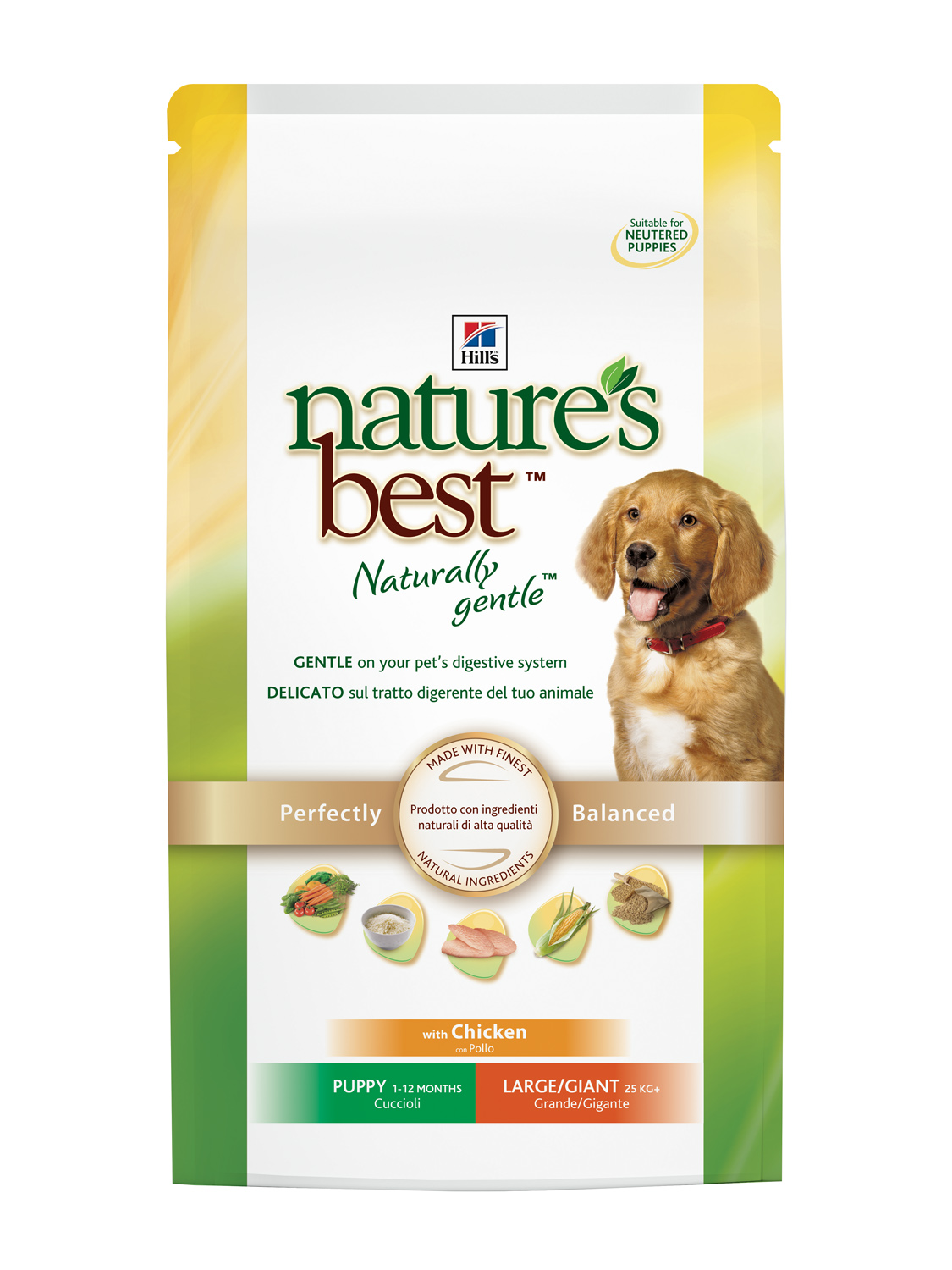 Hills Natures Best Large/Giant Breed Chicken Puppy Food