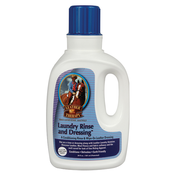 Leather Therapy Laundry Rinse & Dressing