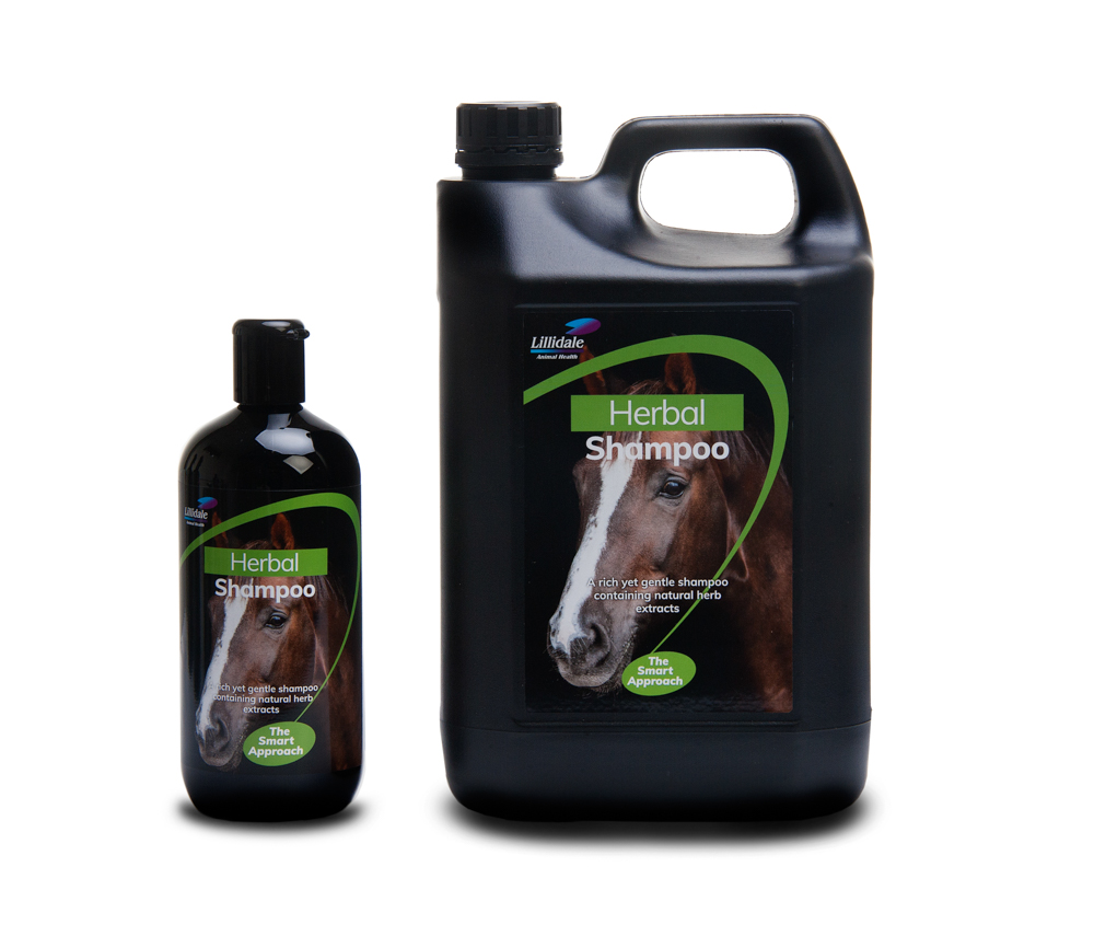 Lillidale Herbal Shampoo