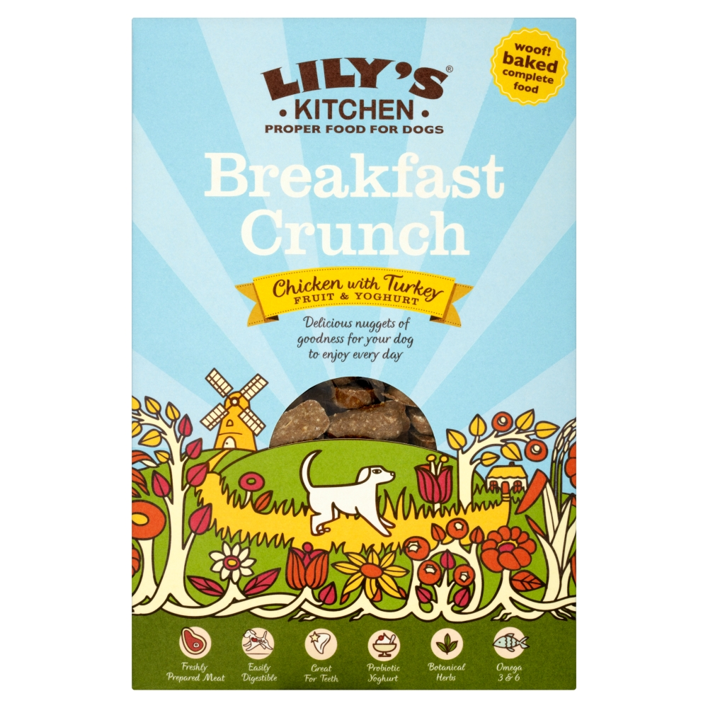 Lily S Kitchen Dry Dog Food