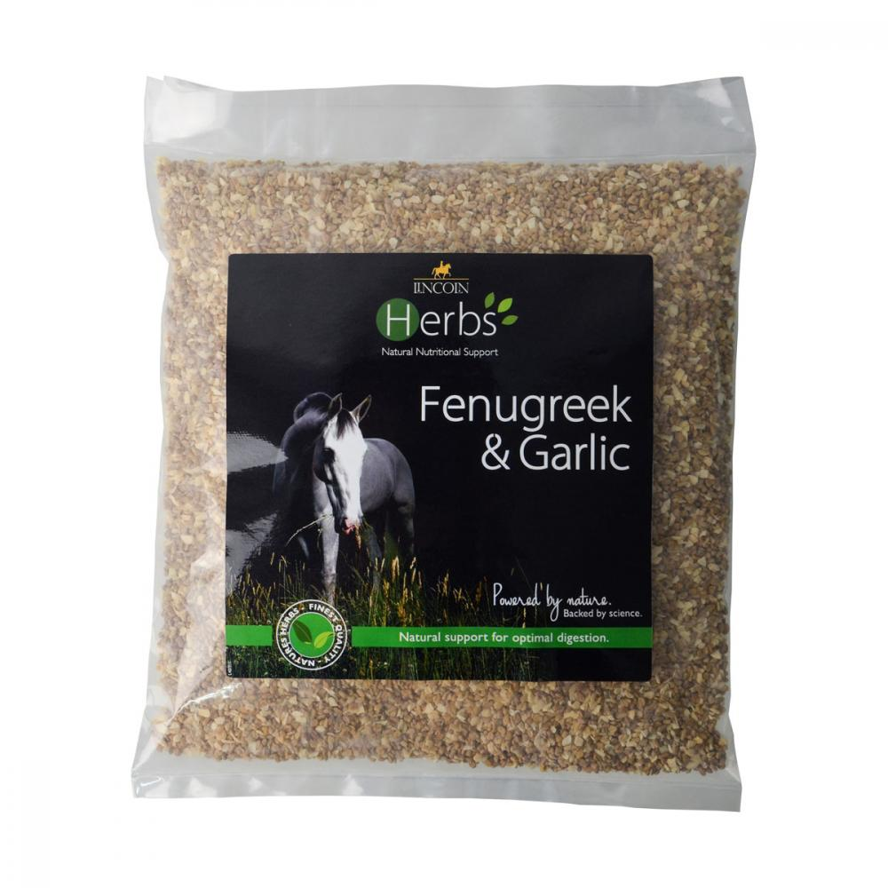 Lincoln Herbs Fenugreek & Garlic