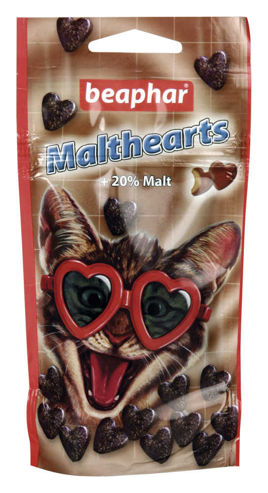 Beaphar Malthearts Cat Treats