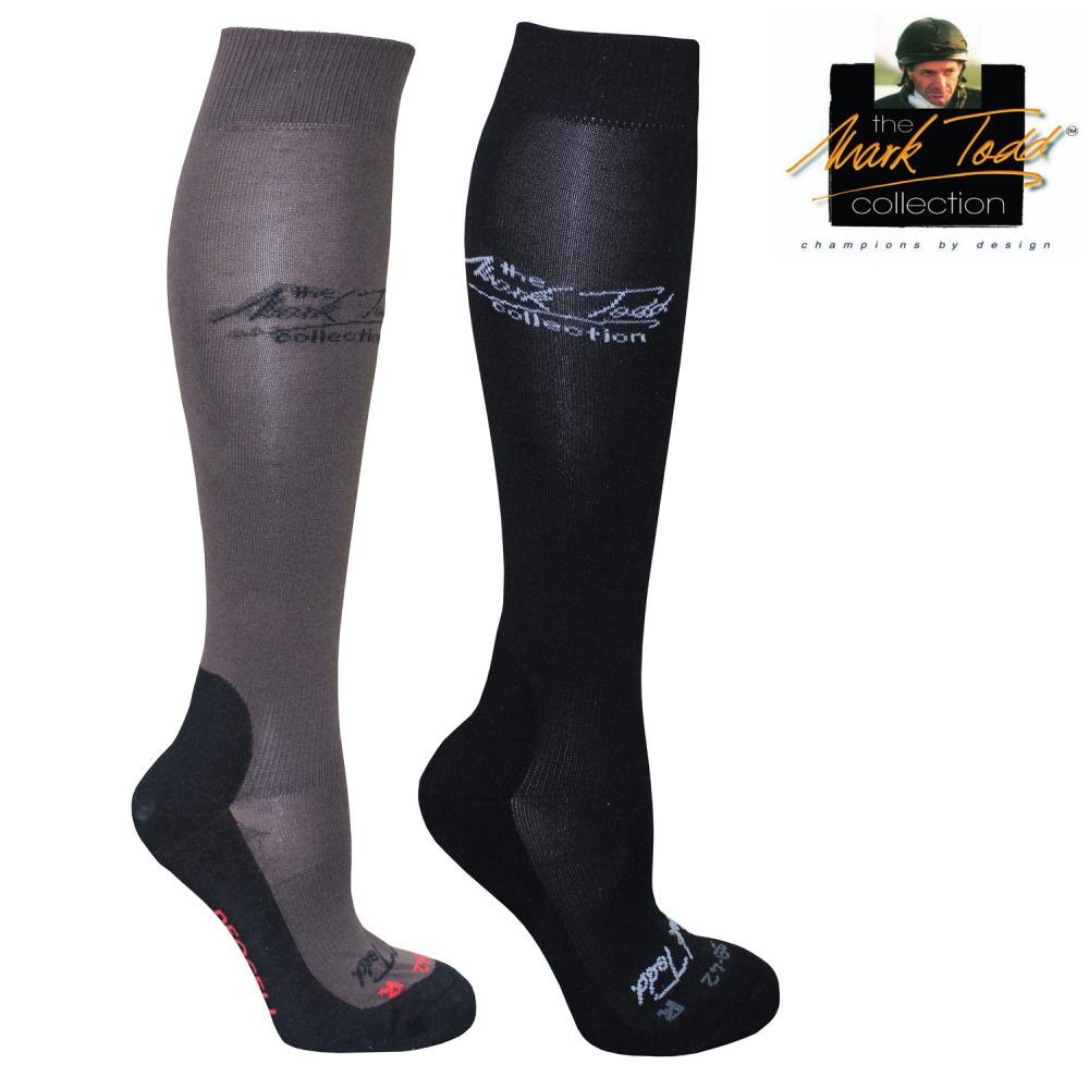 Mark Todd Anti Bacterial Long Socks