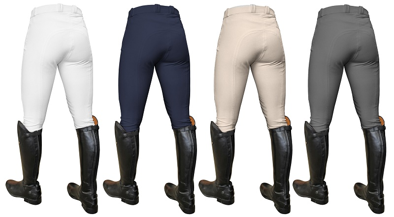 Mark Todd Coolmax Grip Breeches Ladies
