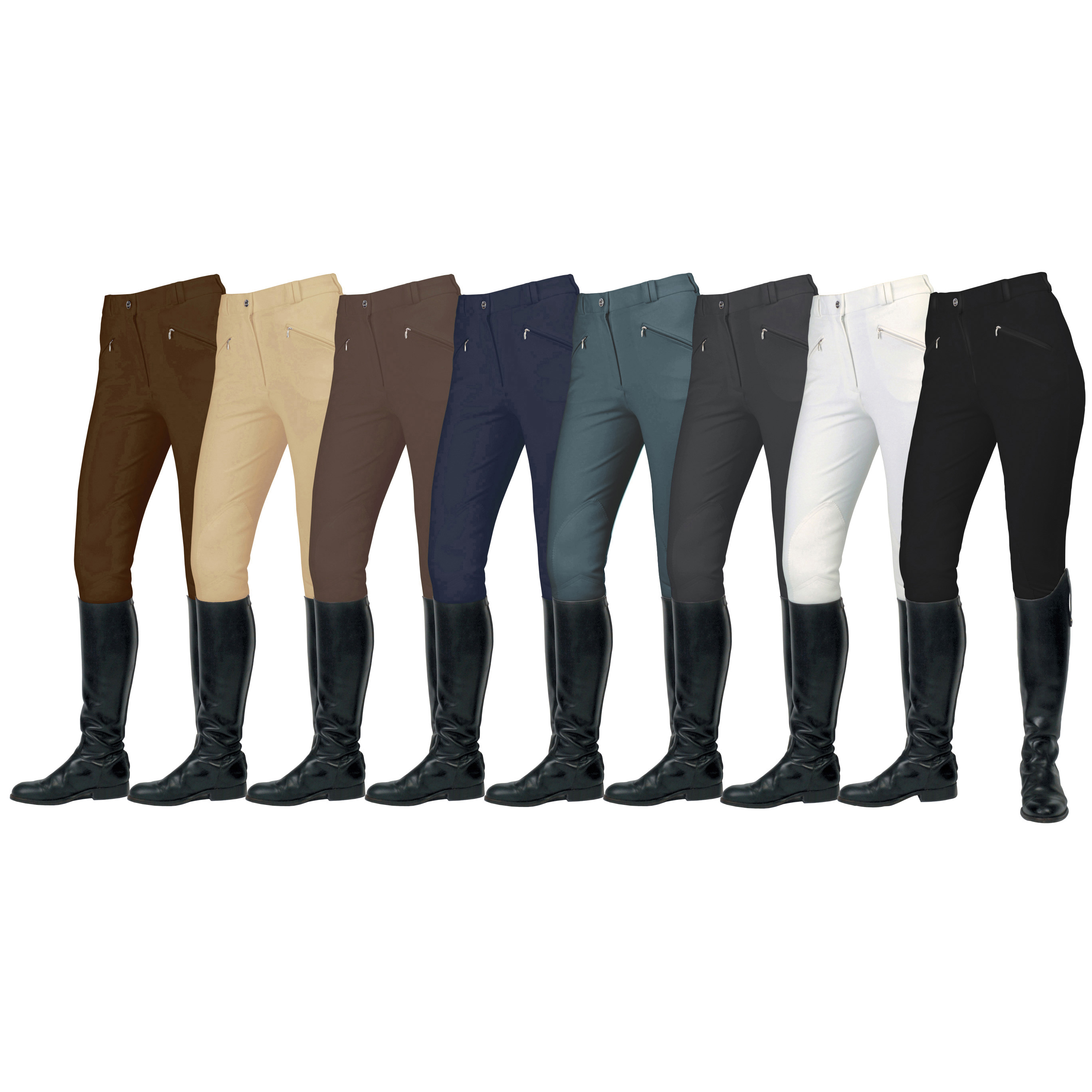 Mark Todd Ladies Gisborne Breeches