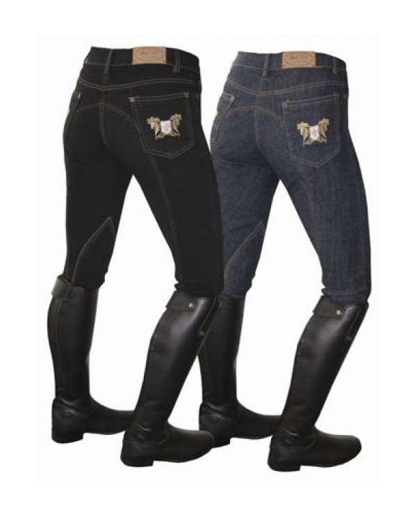 Mark Todd Ladies Skinny Jeans Breeches