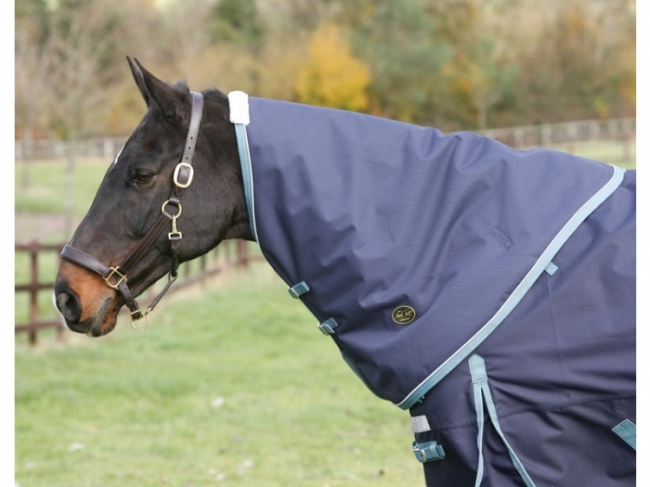 Mark Todd Turnout Rug Heavyweight Neck Cover