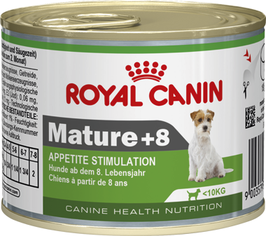 Royal Canin Canine Health Nutrition Wet Mature +8 Dog Food