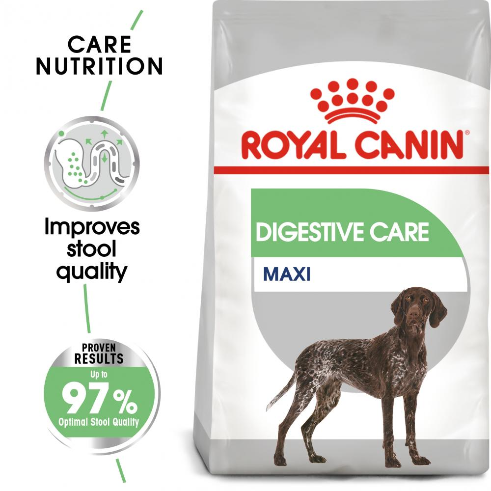 Turbo ROYAL CANIN® Maxi Digestive Care Adult Dog Food ZC03