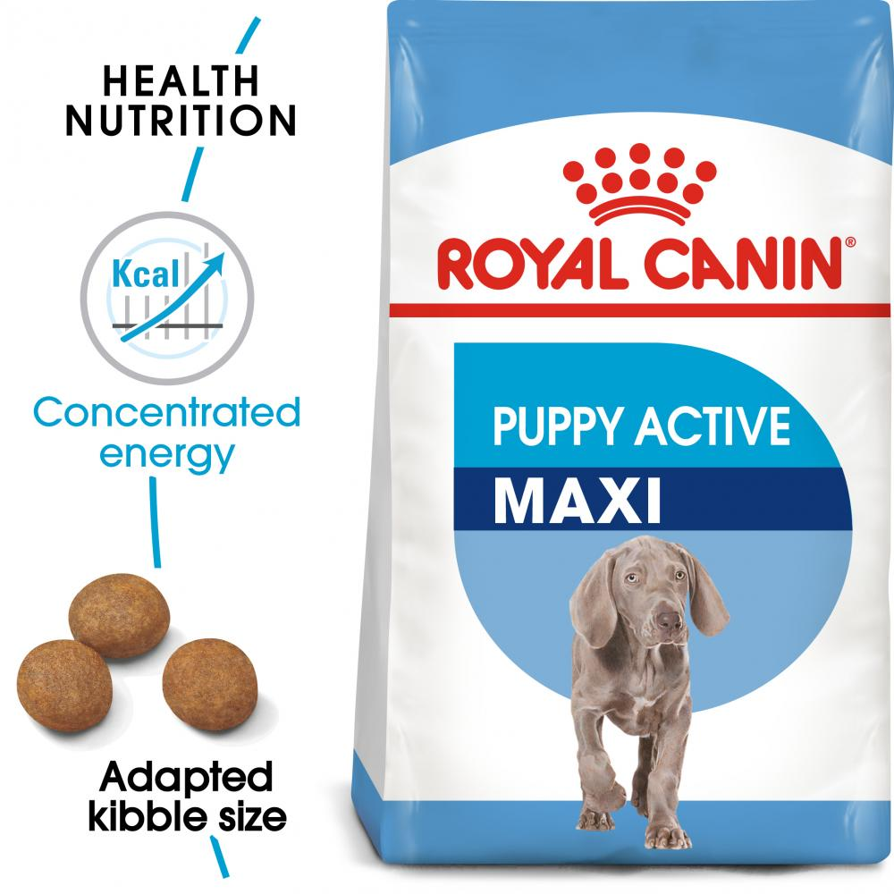 ROYAL CANIN® Maxi Puppy Active Dry Food