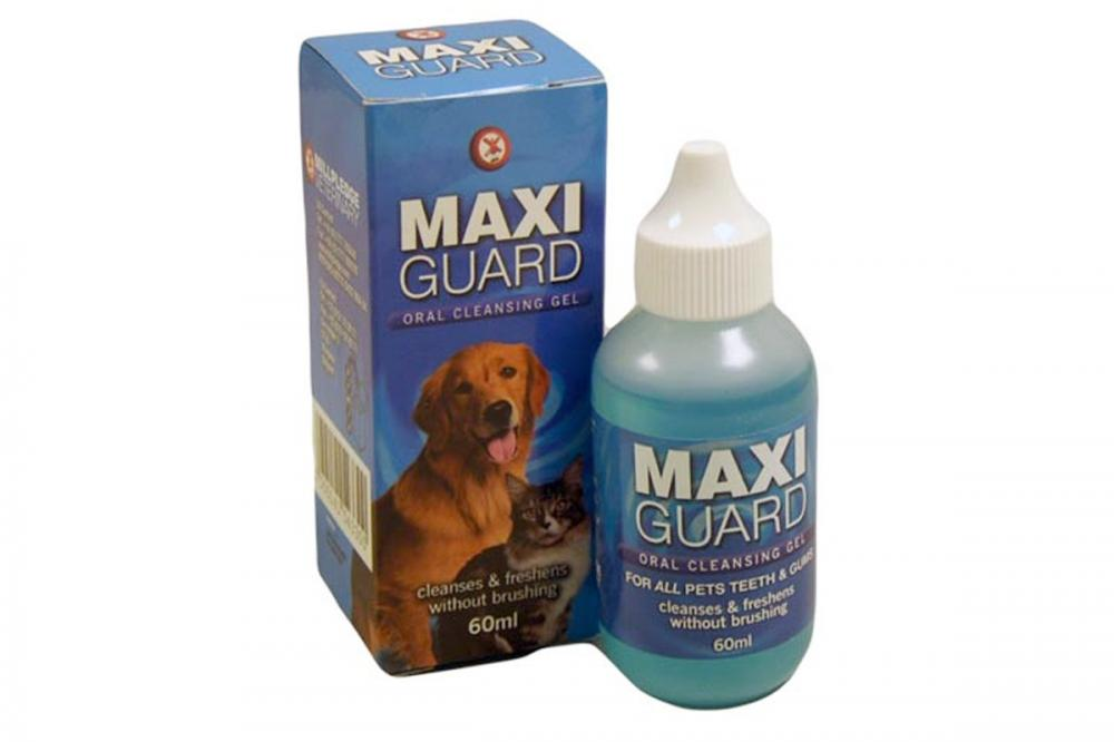 Maxi/Guard Oral Cleansing Gel for Dogs