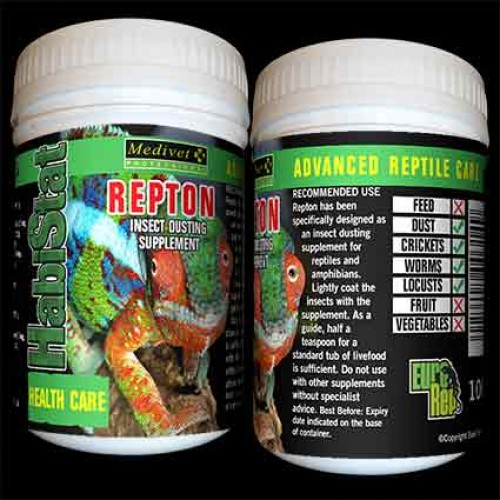 Medivet Repton Insect Dusting Supplement