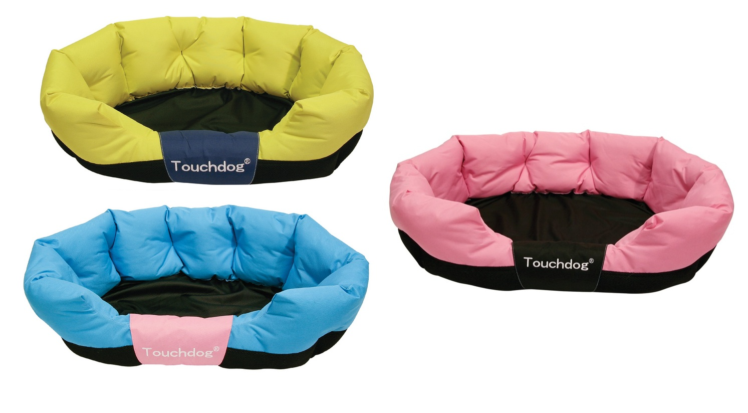 Mikki Touchdog Bed In A Bag for Dogs