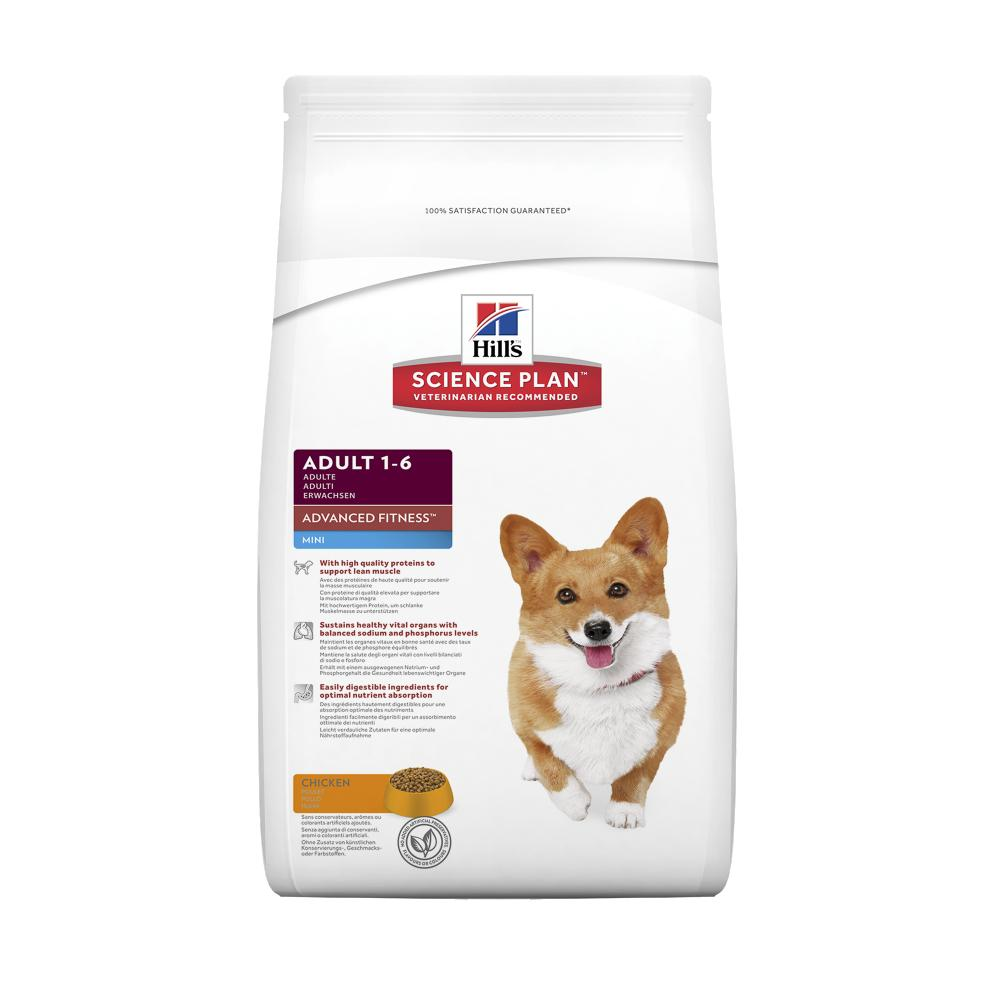Hills Science Plan Adult Mini Dog Food