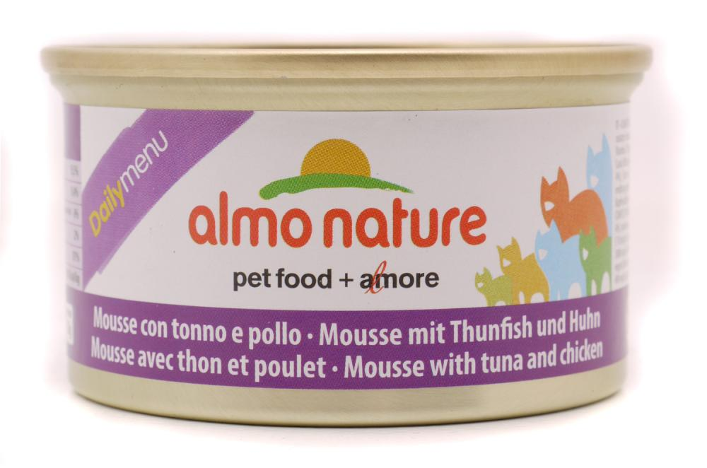Almo Nature Daily Menu Mousse