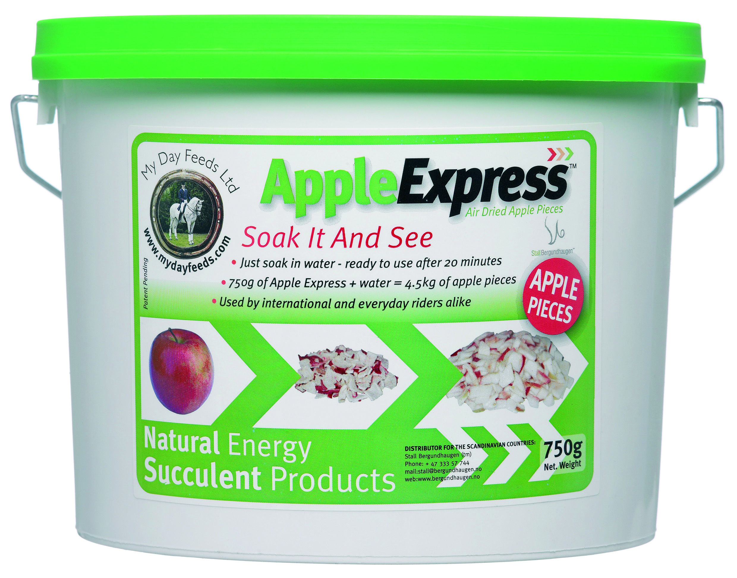 My Day Feeds Apple Express