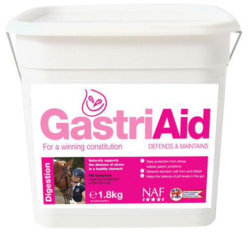NAF GastriAid for Horses
