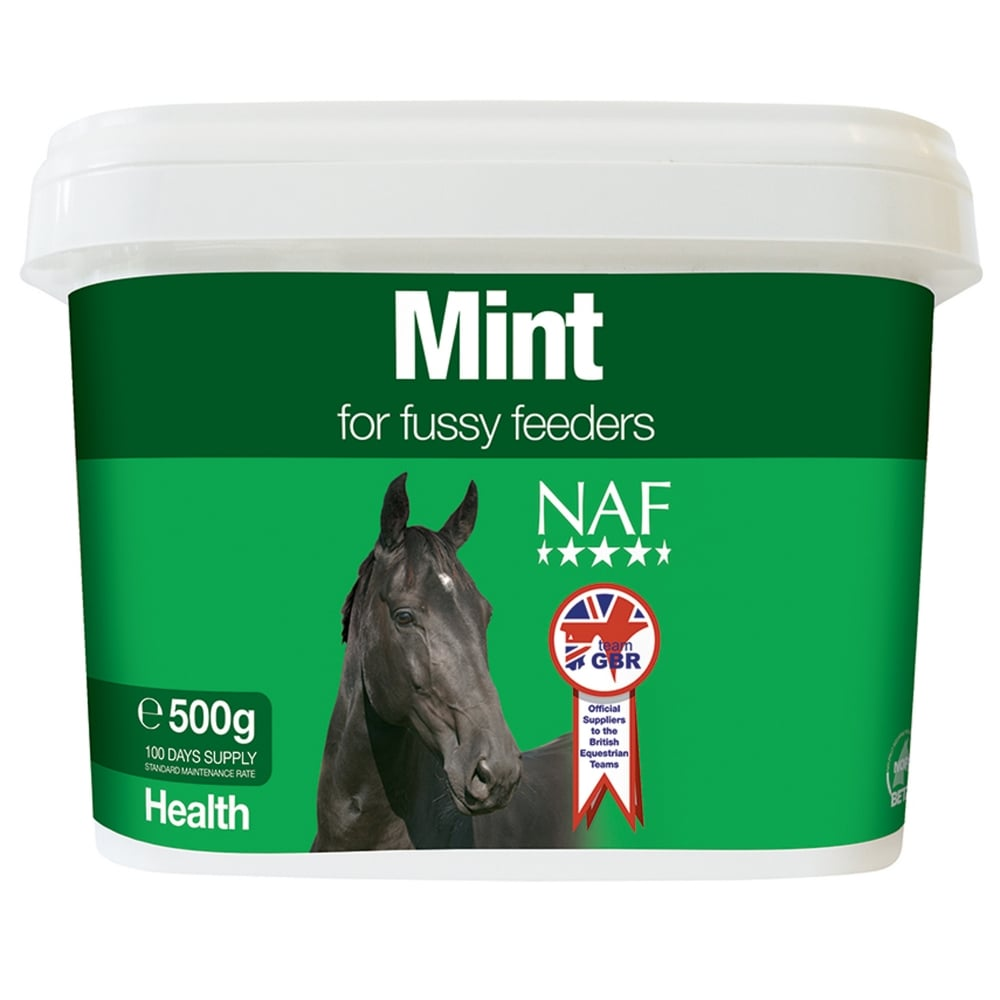 NAF Mint for Horses