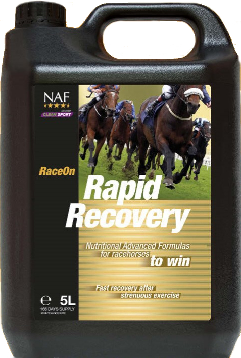 NAF RaceOn Rapid Recovery