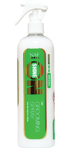 NAF Shine On Grooming Spray